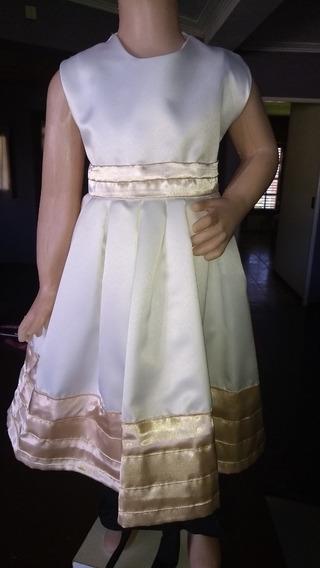 Vestido Talle 6