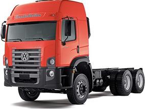 Volkswagen Constellation 31.330 4x2 $350.000 Cuotas En Pesos