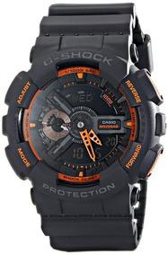 Casio Ga-110ts-1a4 G-shock Analógico Digital