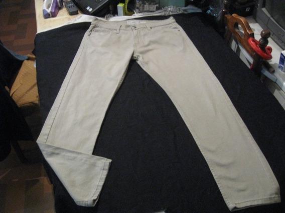 Pantalon Jeans Levi Strauss Signature Talla W30 L30 Beige
