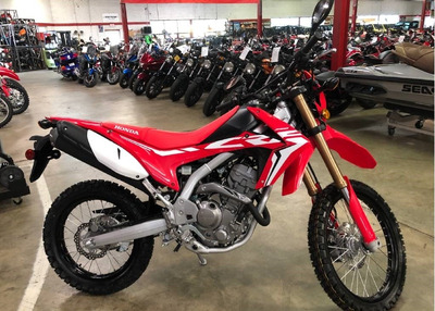 2019 Honda Crf250l Abs +15154281499