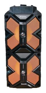 Parlante Kioto A Bateria Tw-150 C/microfono Y Bluethooth 25w