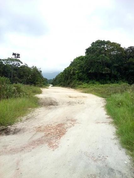Terreno Sem Benfeitorias Em Itanhaem