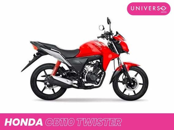 Honda Cb110 Twister