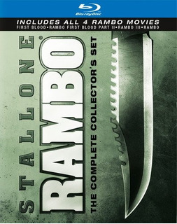 Blu-ray : - Rambo: The Complete Collector