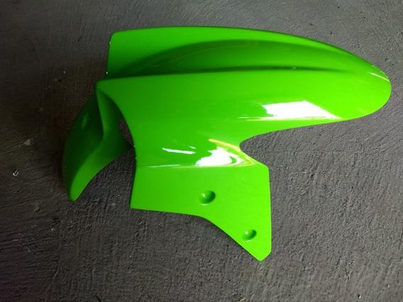Paralama Dianteiro Kawasaki Ninja 250 Verde