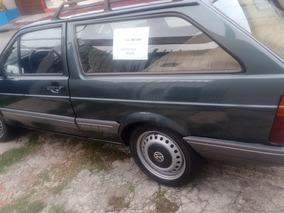 Volkswagen Parati Gls 1.8s Monocromatica Ano 93