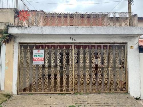 Imagem 1 de 15 de Casa Sobrado Em Vila Rio Branco  -  São Paulo - 1102