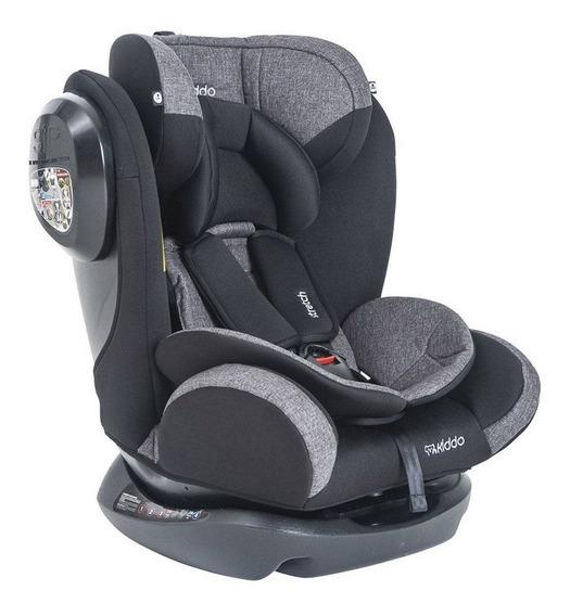 Cadeira Para Auto - De 0 A 36kg - Stretch - Melange E Preto