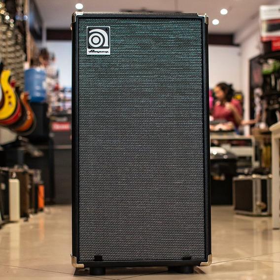 Caixa Amplificador Baixo Ampeg Svt 210 Av 200w Novo!