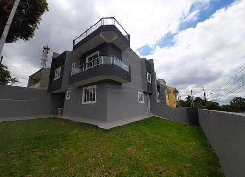 Sobrado Com 3 Dormitórios À Venda Com 210m² Por R$ 680.000,00 No Bairro Uberaba - Curitiba / Pr - Eb+6036
