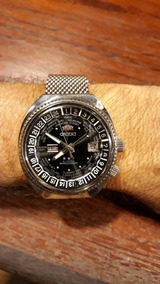 Relógio Orient World Diver Raro