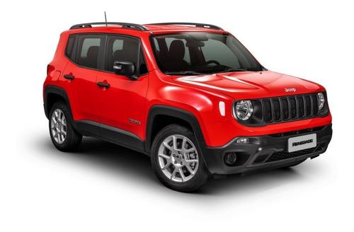 Imagen 1 de 10 de Jeep Renegade Entrega Inmediata Sport Mt 1.8 0km 2021