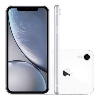 iPhone Xr 64 Branco - Na Caixa, Anatel, Garantia 1 Ano Apple