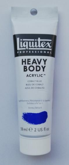Pintura Acrílica Liquitex Profesional 59ml Azul De Cobalto