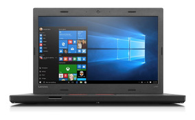 Notebook Lenovo Thinkpad L460 I5-6300u W10 Pro 4gb 1tb Preto
