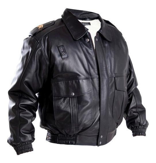 Chamarra Sport Jacket De Piel Original Sk7 707 Tactical Gear