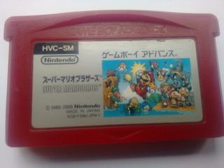 Super Mario Bross Para Game Boy Advance. Japones Original