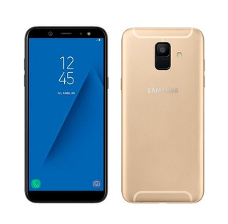 Samsung Galaxy A6 (2018) Dorado Duos 4g Lte Nuevos Libres..!