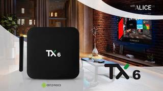 Tx6 Tv Box Android 9.0 4gb Ddr3 32gb Allwinner H6 Emmc 2.4g