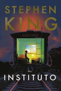 Libro El Instituto - Stephen King
