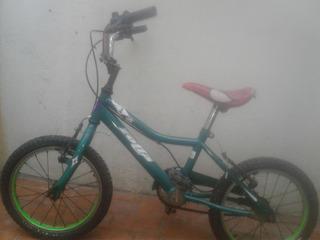 Bicicleta Rod 14 Marca Zotta