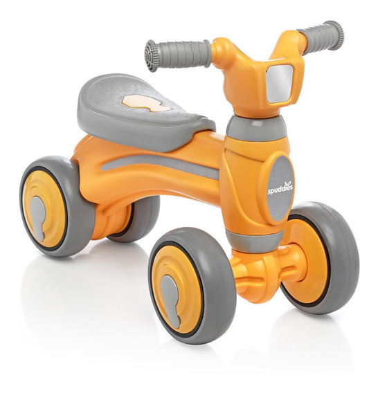 Andarin O Pata Pata Balanceo Y Mini Bici 4 Ruedas Para +18m