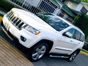 Jeep Grand Cherokee 2012 V8 4x4 Overland Muy Poco Kilometraj