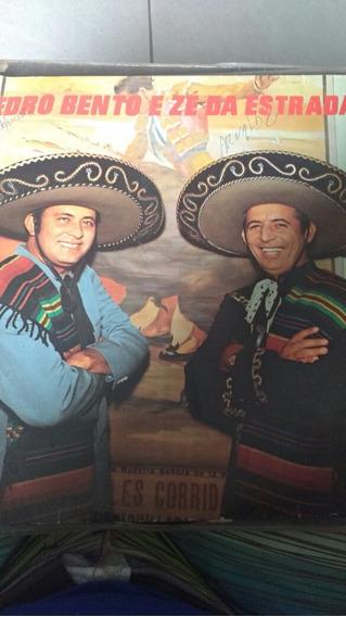 Disco Vinil Pedro Bento & Zé Da Estrada