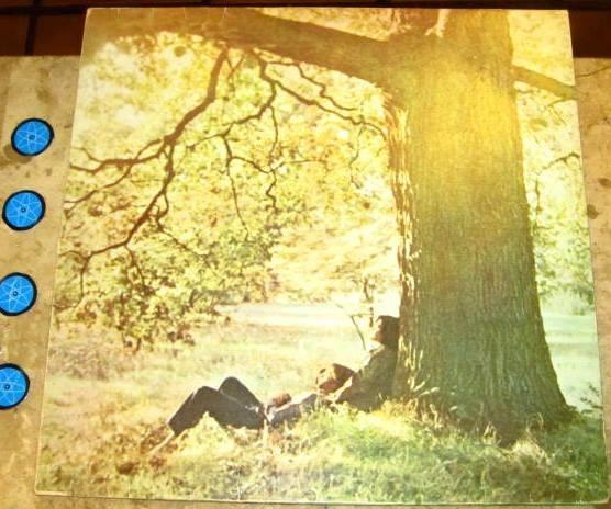 Lp John Lennon ( Beatles ) - Plastic Ono Band ( 1970 )