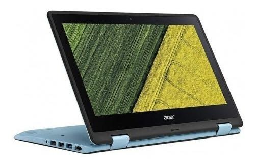 Notebook Tablet Acer Sp111-31-c0rz Cel 1.10ghz/4gb/64gb/11.6