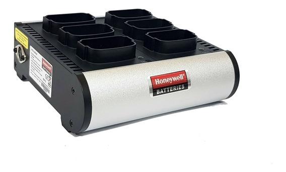 Six Bay Mc9000 Carregador De Bateria 7.4v Hch-9006 Honeywell