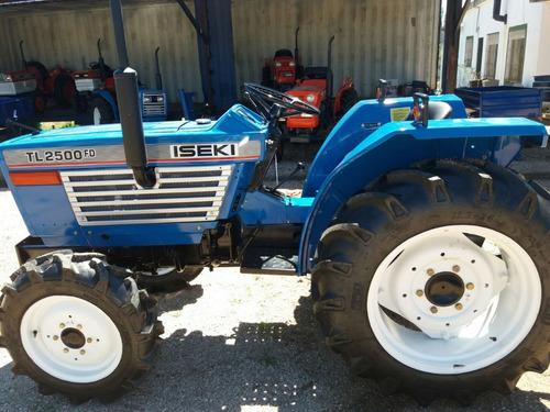 Iseki Tl 2500 4x4