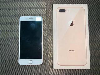Vendo iPhone 8plus Gold 64gb