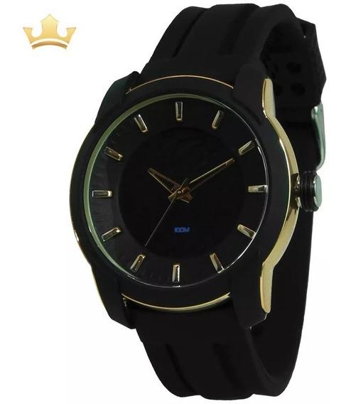 Relógio Mormaii Unissex Mogre2035ab/8p Com Nf