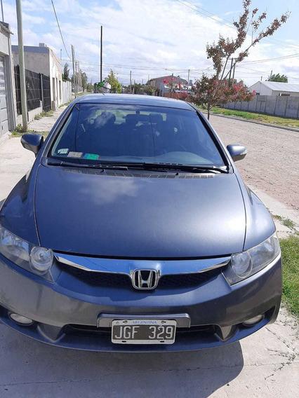 Honda Civic 1.8 Exs Mt 2010