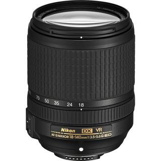 Lente Af-s Nikon 18-140 3.5-5.6g Ed Vr - Fact- Gar- Oferta**