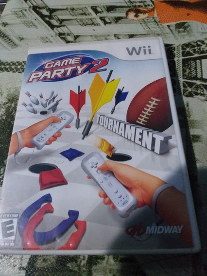 Game Party 2 Wii