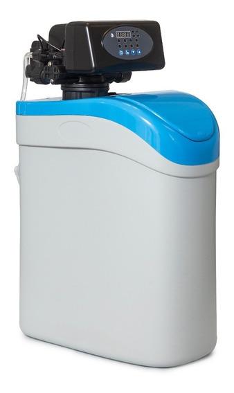 Ablandador De Agua Dura Elimina Sarro X Intercambio Iónico Pura Octopus | Automático | Tanque Salero Incorporado