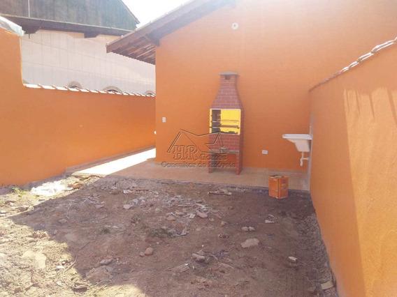 Casa Com 2 Dorms, Jardim Santa Terezinha, Itanhaém - R$ 119 Mil, Cod: 239 - V239