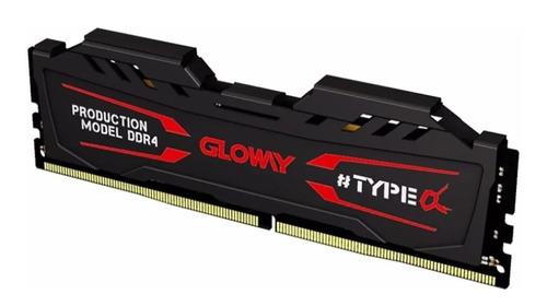 Imagem 1 de 6 de Memória Ram Ddr4 16gb (2x8gb) Gloway Gamer Pc4-24000 3000mhz
