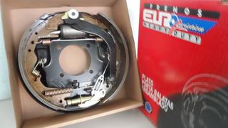Plato Portabalatas Completo F350 Super Duty 03- Izquierdo