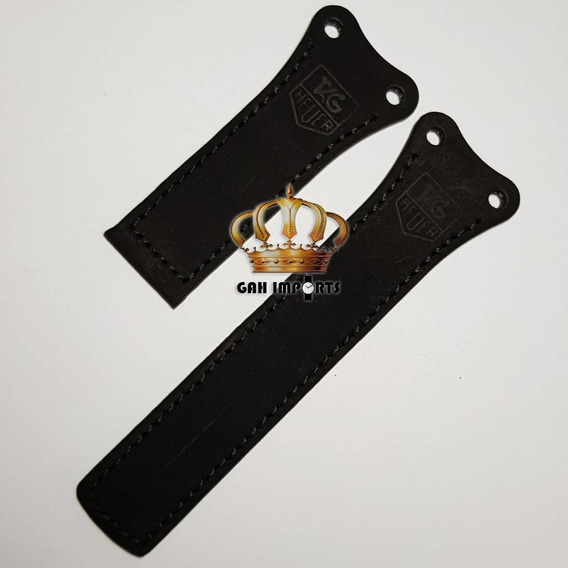 Pulseira P/ Tag Heuer F1 Bracelete Preto - Alta Qualidade