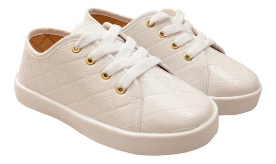 Tênis Infantil Menina Moda Feminina Casual Escolar Promoção Sapato Criança Calçados Promoção Outlet Moda Confortável