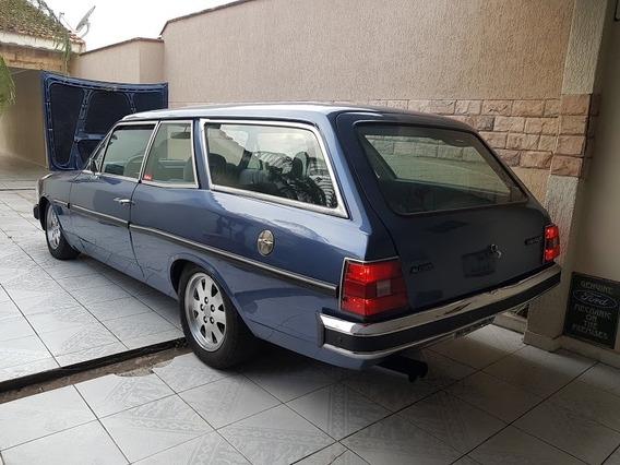 Gm Caravan 6 Cc 1982 Em Ótimo Estado