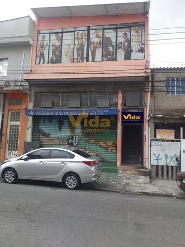 Imagem 1 de 10 de Salão Comercial Em Quitaúna  -  Osasco - 44467