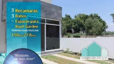 Casa Nueva En Bosques De San Juan Bc-149