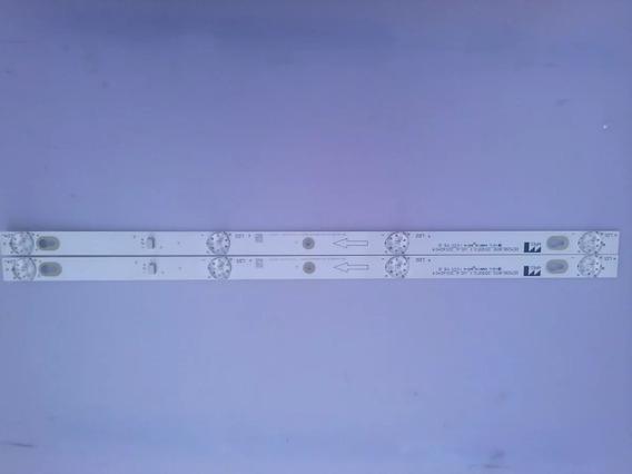 Barra Led Tv Toshiba L28d2900 Ds-ic-lb2804-ym01j