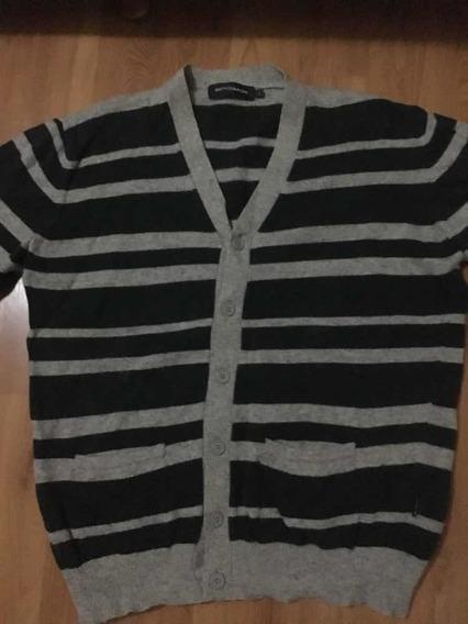 Sweater Cardigan Bensimon Como Nuevo!