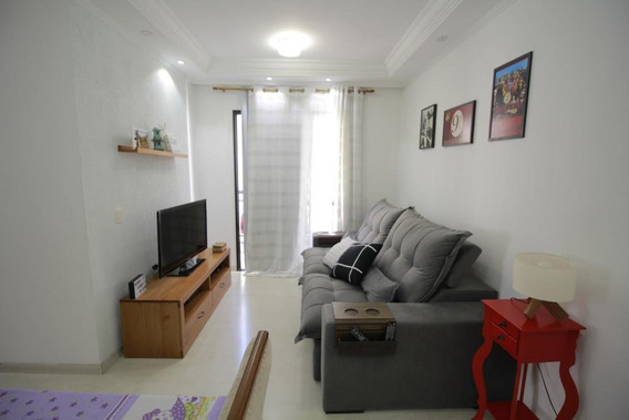 Apartamento Com 2 Dormitórios À Venda, 58 M² Por R$ 650.000 - Perdizes - São Paulo/sp - Ap0525